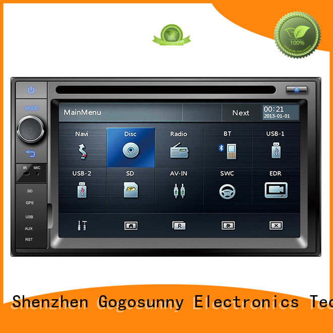 universal car audio dvd player manufacturing for car