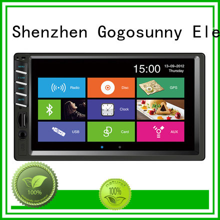 Gogosunny customize touch screen Car MP4 for truck
