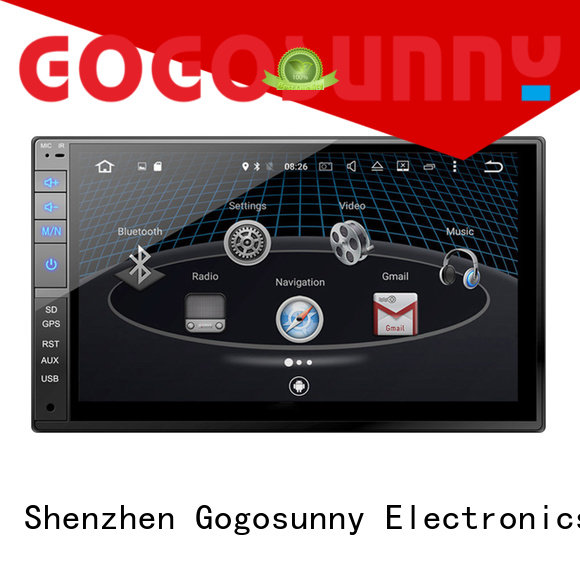 Gogosunny car mp5 player for vehicle