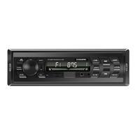 GOS model No. 1118 lower power 1028IC 4CH*6W Car MP3 player