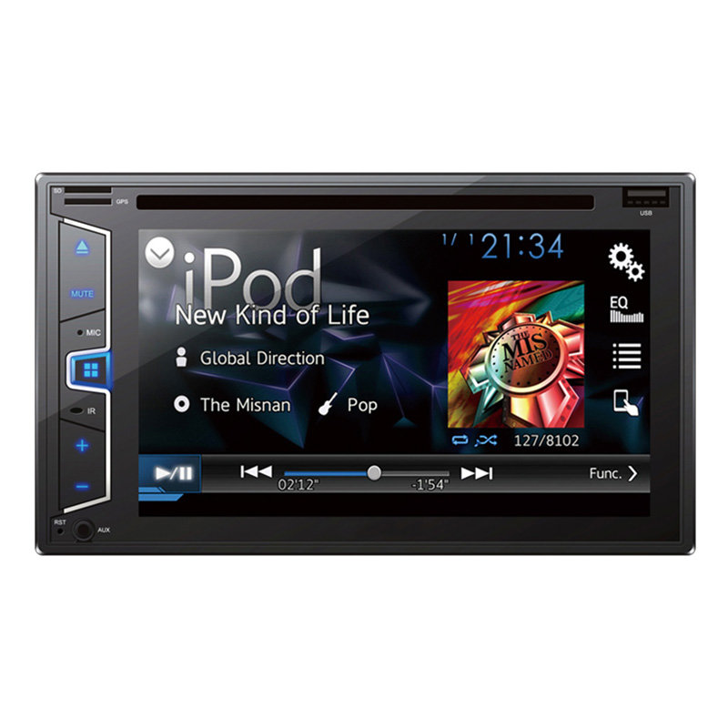 "Android DVD player with 6.2"" display 9247A"