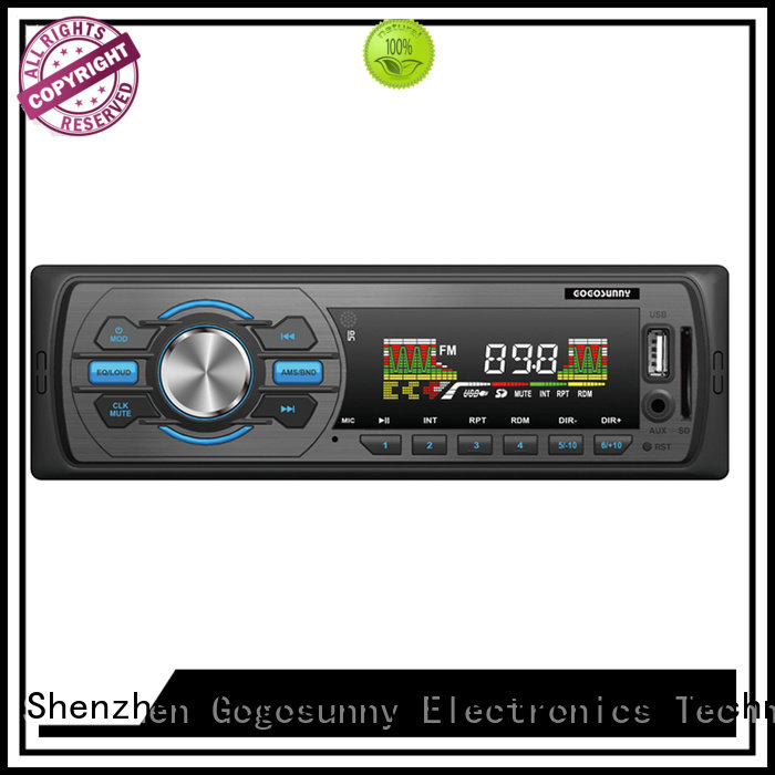 Gogosunny auto stereo for sale for truck