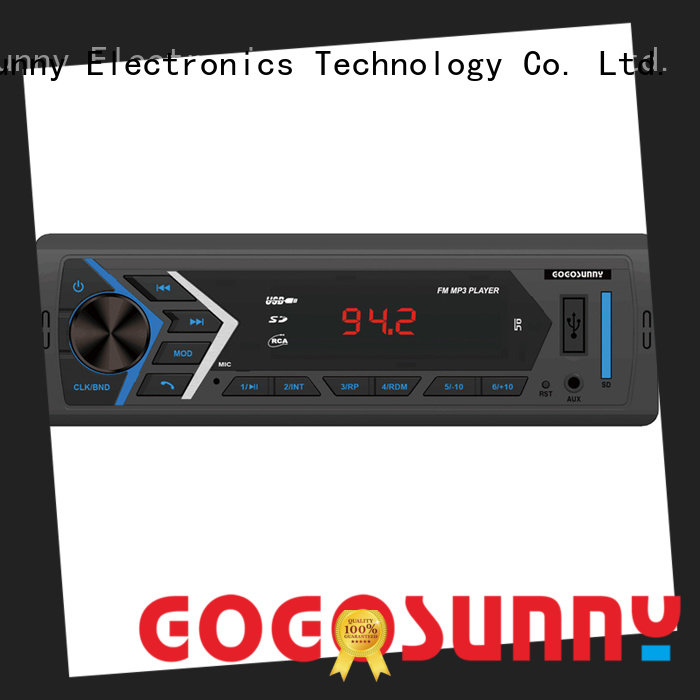 Gogosunny detachable car kit mp3 player manufacturing for vehicle