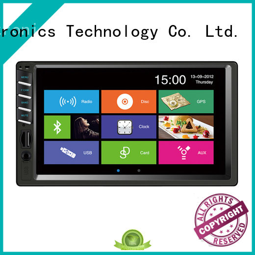 Gogosunny customize touch screen car radio for sale for car