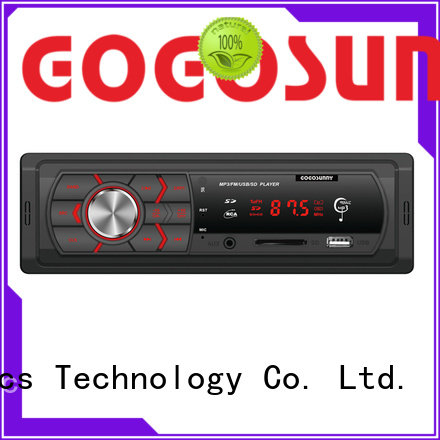 Gogosunny car MP3 with FM/AM radio price for truck