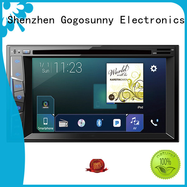 universal portable dvd player for car with bluetooth function for car