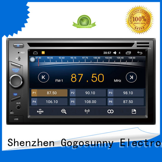 Gogosunny high tech car dvd player installation for sale for auto