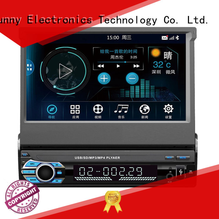 automatic touch screen car radio for sale for car