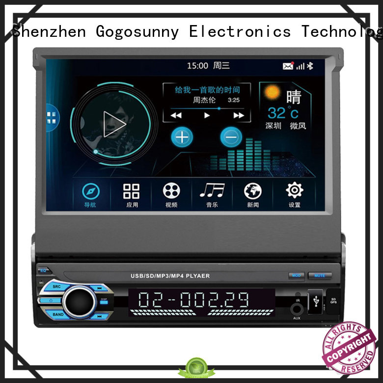 Gogosunny wholesale car mp4 player function for car
