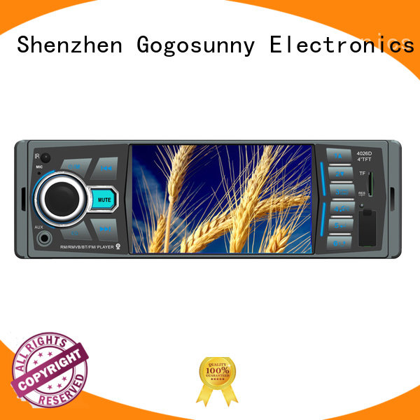Gogosunny best car stereo mp5 player price for vehicle