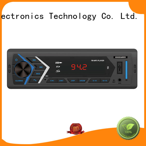 custom car stereo with capacitive touch screen manufacturing for car