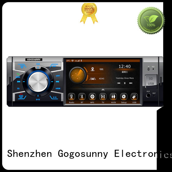 Gogosunny retractable car MP5 with 7inch touch screen for sale for auto