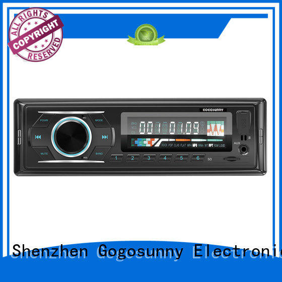 Gogosunny best auto audio manufacturing for car