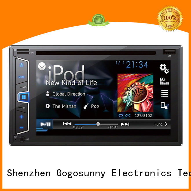 Gogosunny android auto music player price for truck
