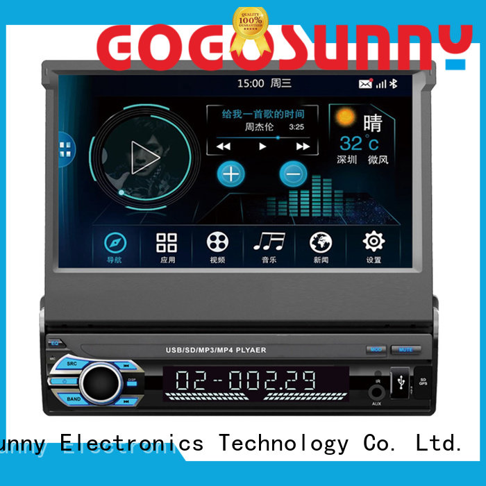 Gogosunny best car mp4 for sale for vehicle