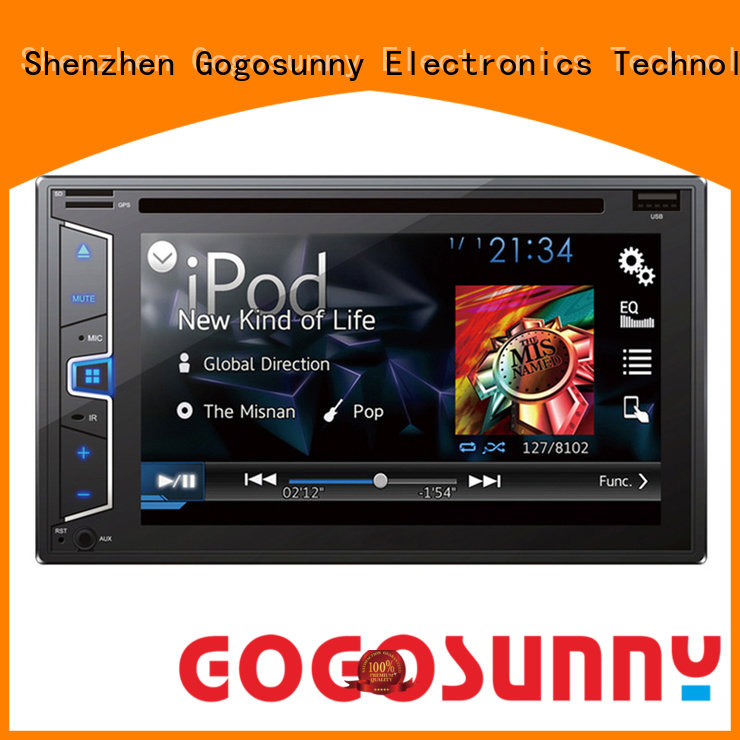 Gogosunny high quality car media player android supplier for car