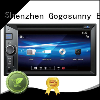 Gogosunny best android stereo supplier for vehicle