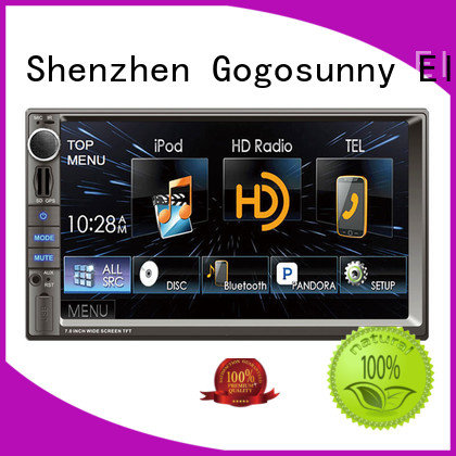 Gogosunny android car audio system for auto