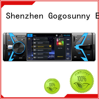 Gogosunny car MP5 with FM radio for sale for vehicle