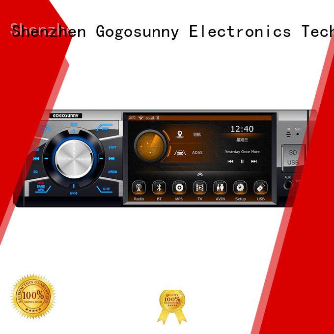 Gogosunny touch screen Car MP4 for car