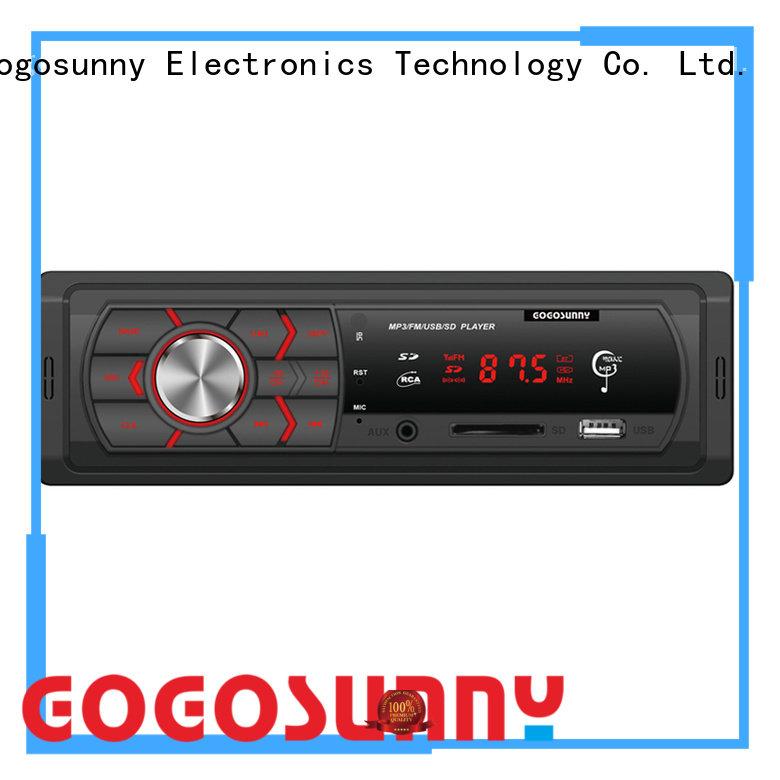 Gogosunny mp3 car audio price for auto