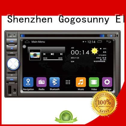 Gogosunny high quality Android auto multimedia player application for car