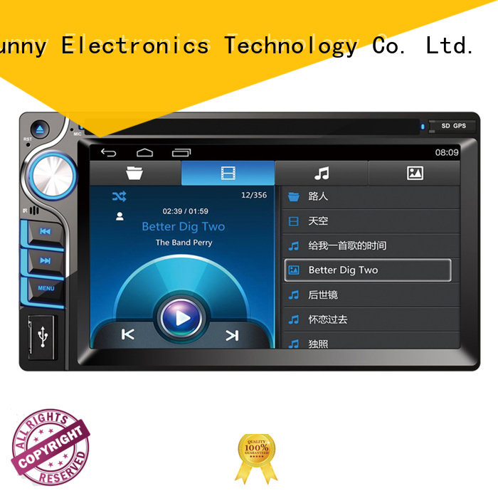 Gogosunny car DVD with FM/AM radio supplier for car