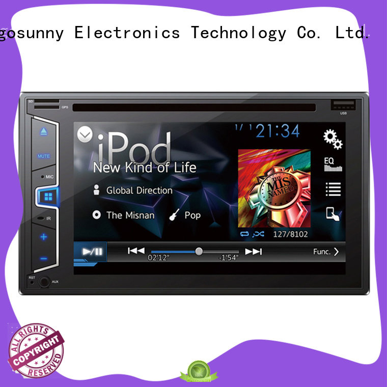 Gogosunny customize android auto radio for truck