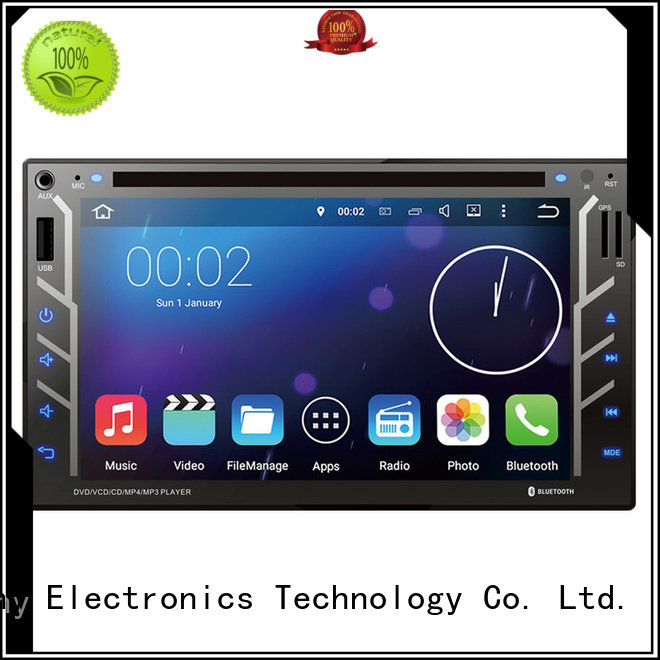 best single din car dvd player supplier for auto