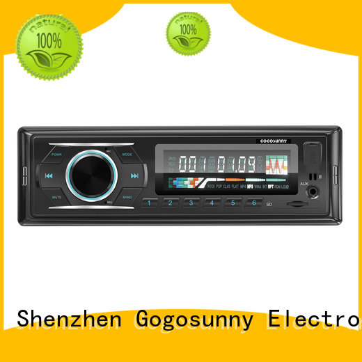 Gogosunny custom car sound mp3 supplier for auto