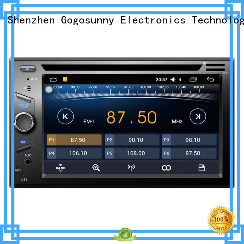 Gogosunny car stereo dvd player price for auto