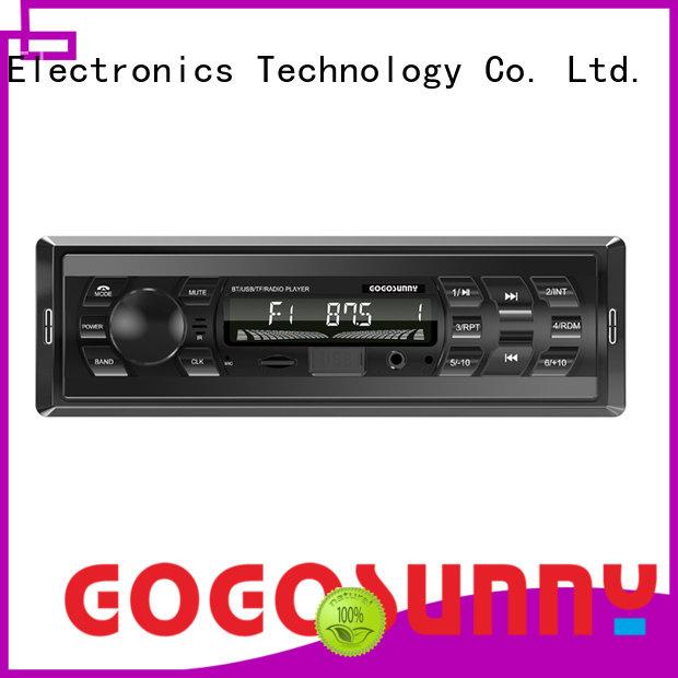 Gogosunny car radio mp3 player supplier for auto