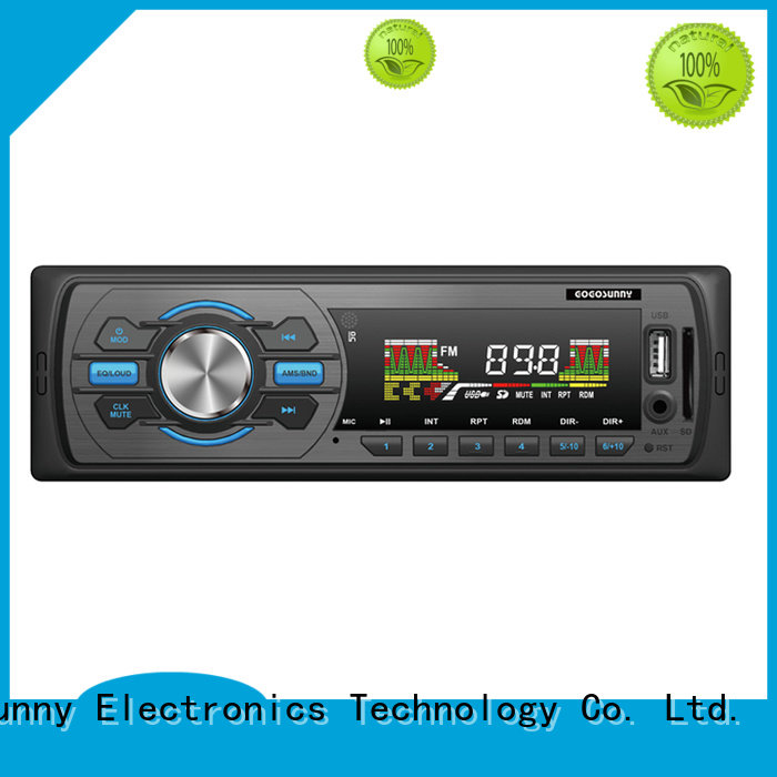 Gogosunny custom bluetooth mp3 player for car supplier for vehicle