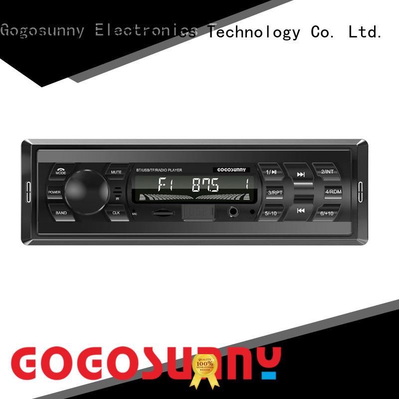 Gogosunny car mp3 bluetooth wholesale for auto