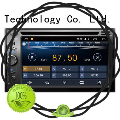 Gogosunny customized car dvd player with bluetooth supplier for vehicle