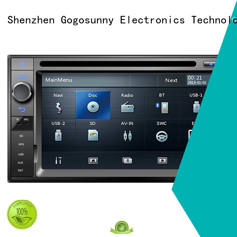 high tech portable dvd for car manufacturing for truck