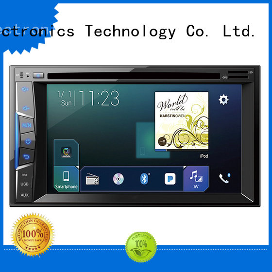 Gogosunny 6.2inch car DVD supplier for vehicle