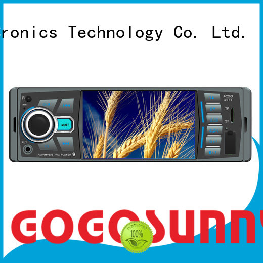 Gogosunny car mp5 player price for car