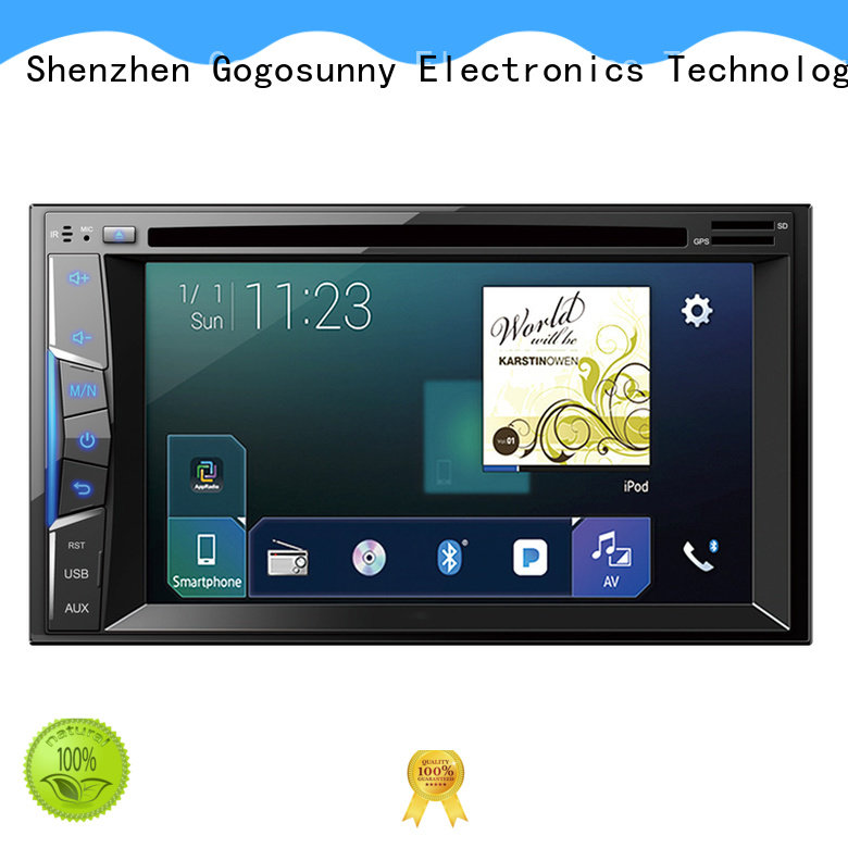 Gogosunny best portable dvd player for car manufacturing for car