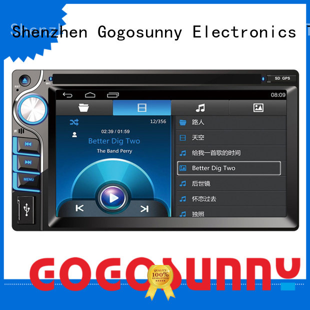 Gogosunny high tech portable dvd player for car manufacturing for vehicle