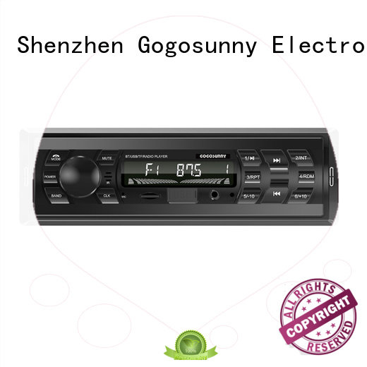 Gogosunny traditional touch screen car player supplier for car