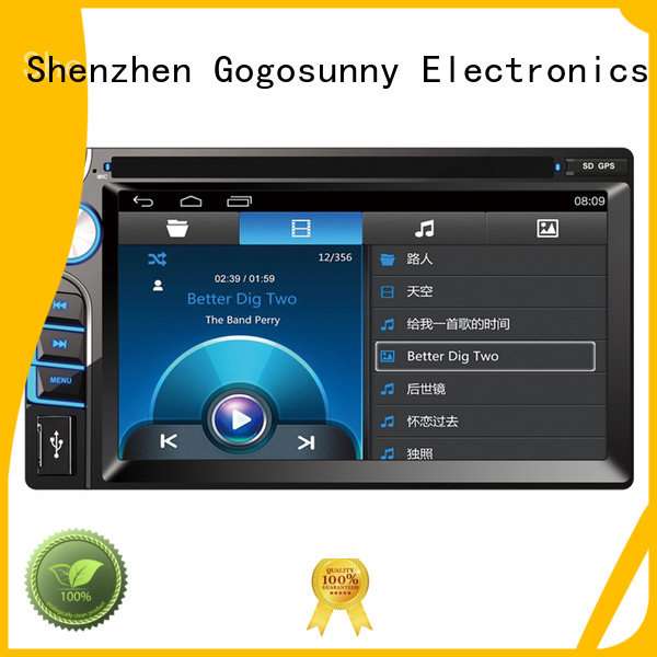 Gogosunny universal auto dvd manufacturing for car