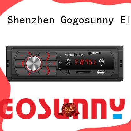 Gogosunny custom auto stereo supplier for auto