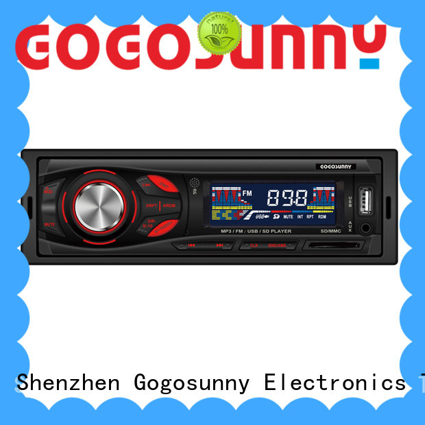 Gogosunny car sound mp3 supplier for vehicle