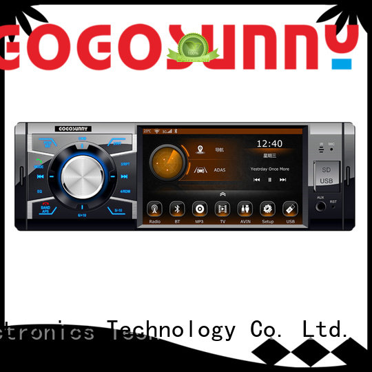 Gogosunny touch screen car radio supplier for car