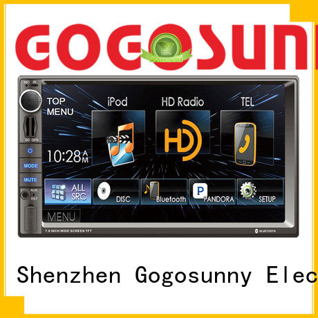 Gogosunny android auto radio system for car