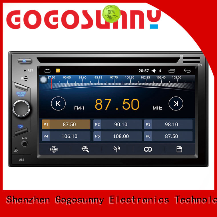 Gogosunny best portable dvd player for car price for vehicle