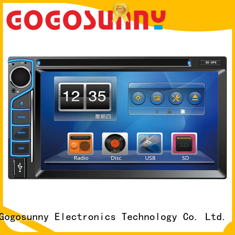 best car dvd with touch screen supplier for vehicle