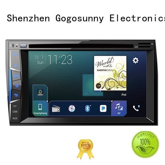 Gogosunny best dvd car stereo manufacturing for truck