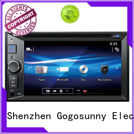 Gogosunny android car gps supplier for auto